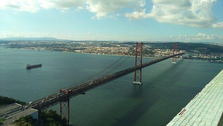 Ponte 25 de Abril, Lisboa - Lisbonne