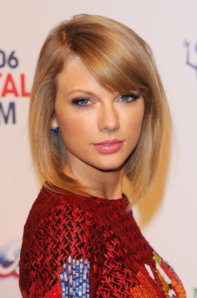 Long bob taylor swift