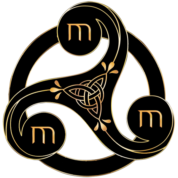 merlin triskele symbol but with initials of the kids katie riley even one for dylan. Black Bedroom Furniture Sets. Home Design Ideas