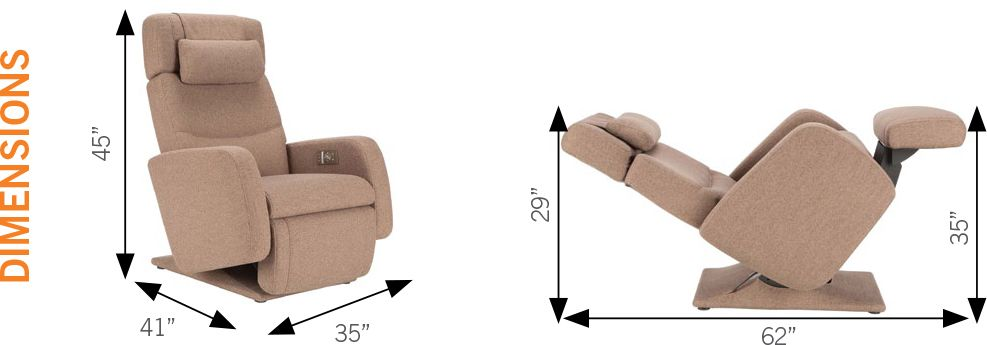 recliner chair dimensions google search furniture