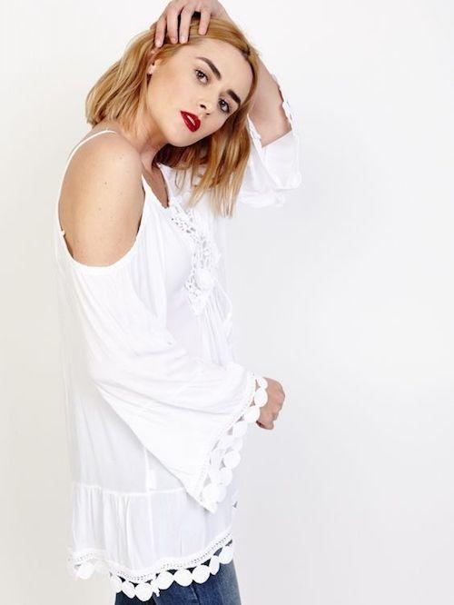 superior quality pick up designer fashion Épinglé sur Haut pour femme