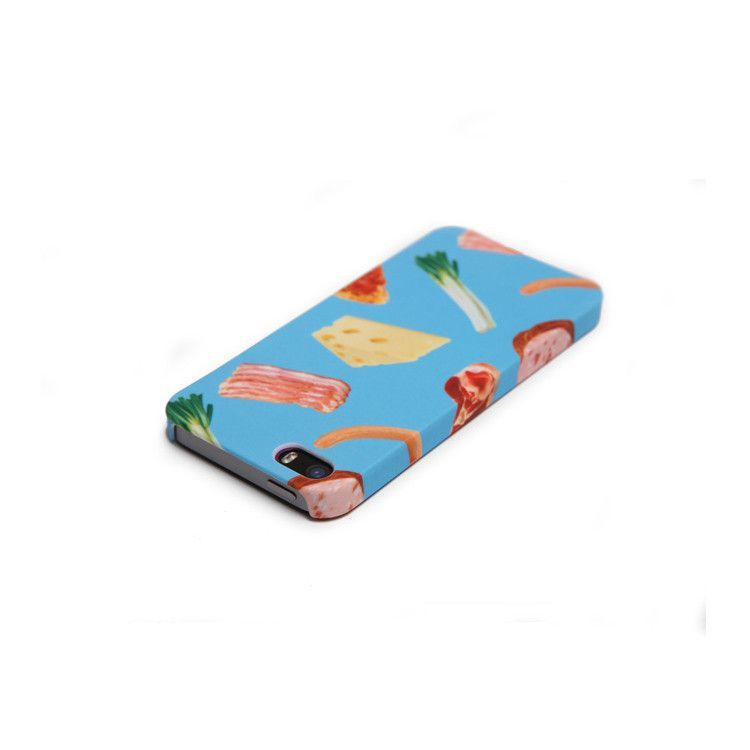 Meat & Cheese Collection iPhone Case