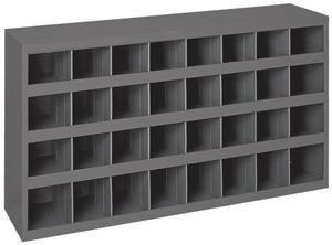 Best Model 735 95 12 Inch Deep 84 Bin Tall Cabinet Shoe Cubby 400 x 300