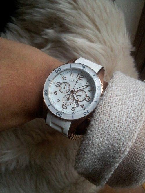 Obsesion con los relojes de Marc Jacobs