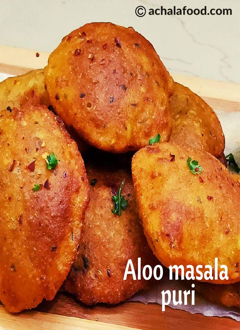 Aloo Masala Puri Recipe Puri Recipes Food Recipes Masala Puri
