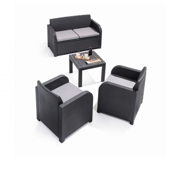 Salon Jardin Hawai Casto Maison Mobilier Et Design With