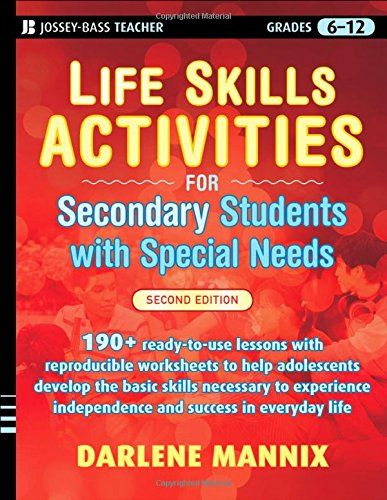 Life Skills Activities for Secondary Students with Special Needs 2