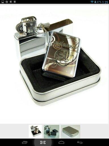 A oil lighter I found on ebay.