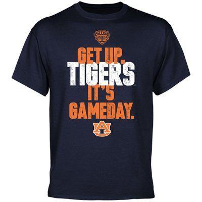 Auburn Tigers Espn College Gameday It S Gameday T Shirt