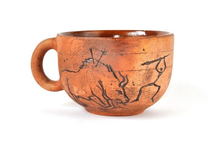 What Is The Difference Between Ceramic And Pottery Pottery Mugs Earthenware Pottery