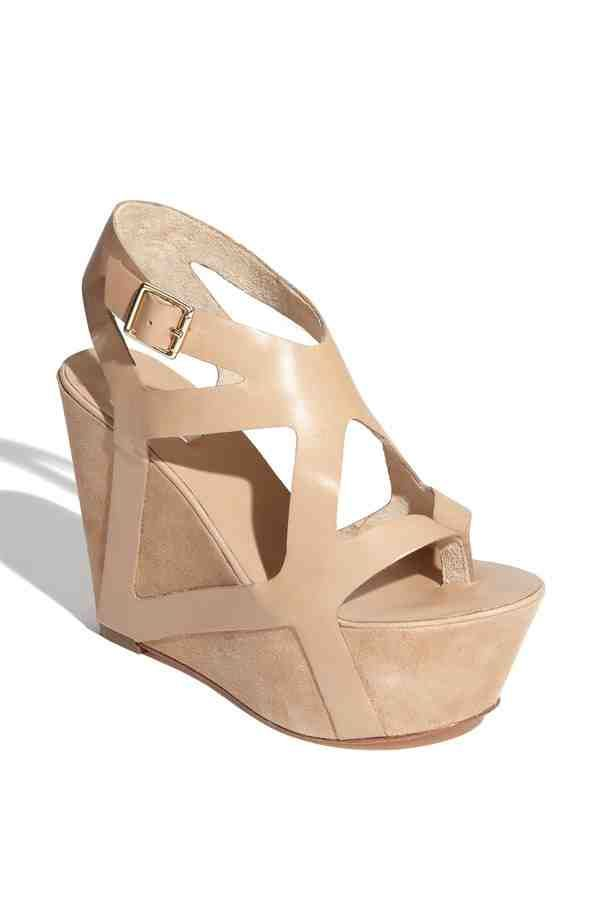 8f7a83cea9a1 Nude wedges  3