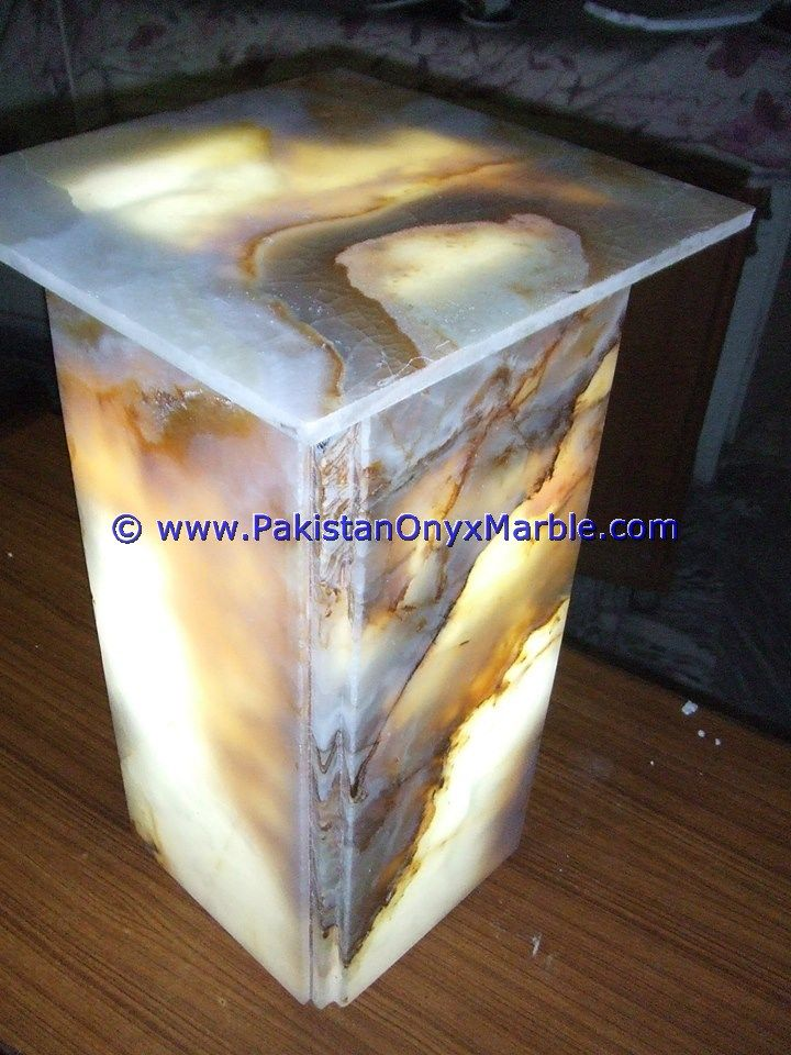 Tabletop Onyx Countertops Kitchen Marble Countertop Materials Reception Counter Stone