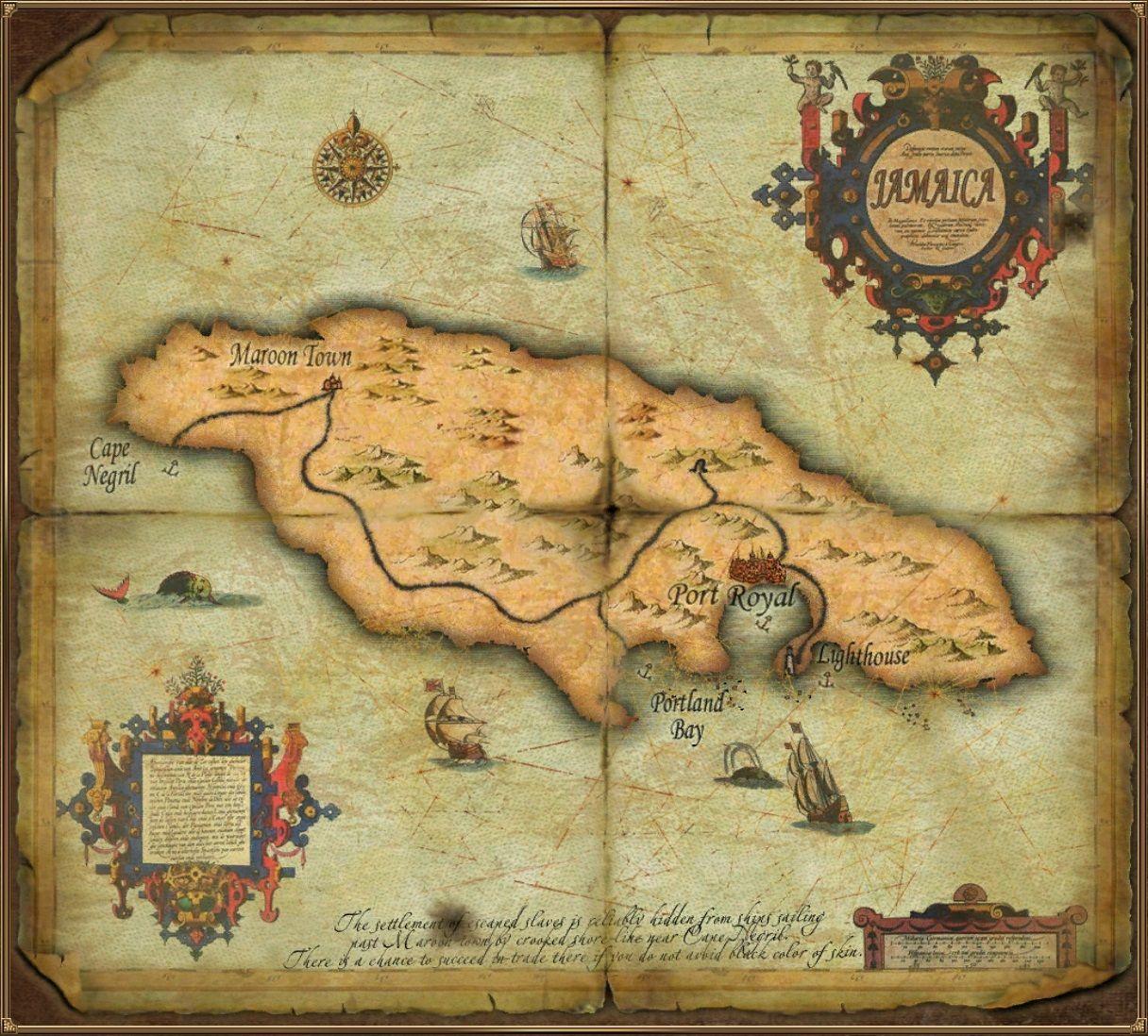 Guide All 23 original detailed island