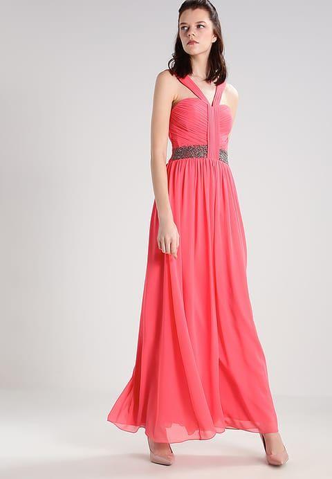Zalando robe de soiree rouge