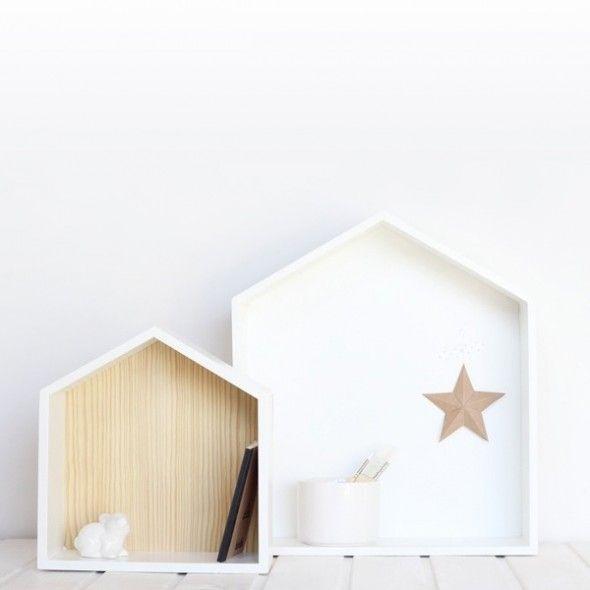estanterias trendy para el dormitorio infantil