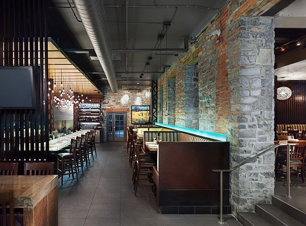 WAN INTERIORS:: MILESTONES KINGSTON by Stantec Architecture Ltd. in Ontario, Canada