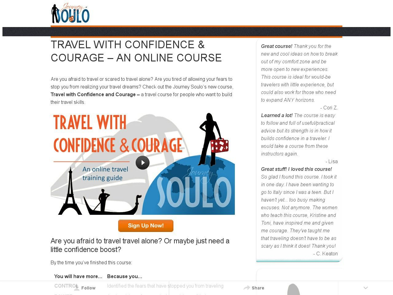 [Get] Travel With Confidence & Courage - Tools For Travelers - http://www.vnulab.be/lab-review/travel-with-confidence-courage-tools-for-travelers-3 ,http://s.wordpress.com/mshots/v1/http%3A%2F%2Fforexrbot.jsoulo.hop.clickbank.net