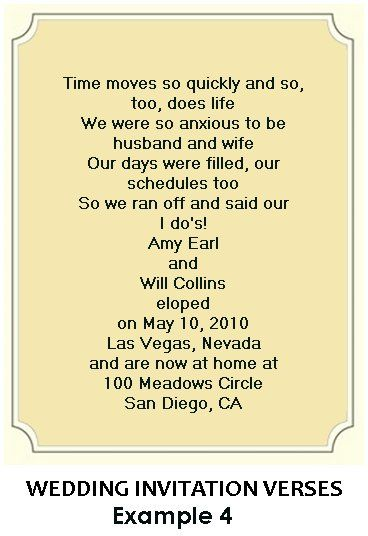 Funny Wedding Invitation Sayings Wording Quotes Scrapbooking Ring Quotesgram