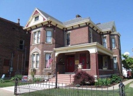 1885 Italianate Seldon Renaker Inn Bed And Breakfast In Cynthiana Kentucky Oldhouses