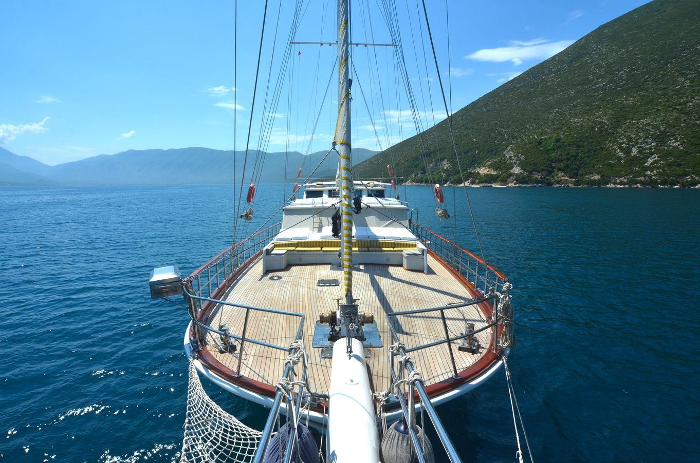 White Swan White Swan Yacht Tivat Montenegro