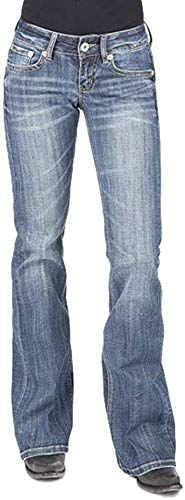New Stetson Women's 816 Classic Bootcut Jeans - 11-054-0816-1317 Bu. Fashion Womens Clothing [$101.24] from top store thetophitsseller