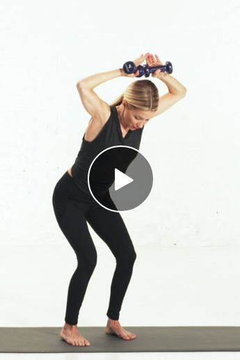 Pumped-Up Pilates for a Sleek, Strong Body