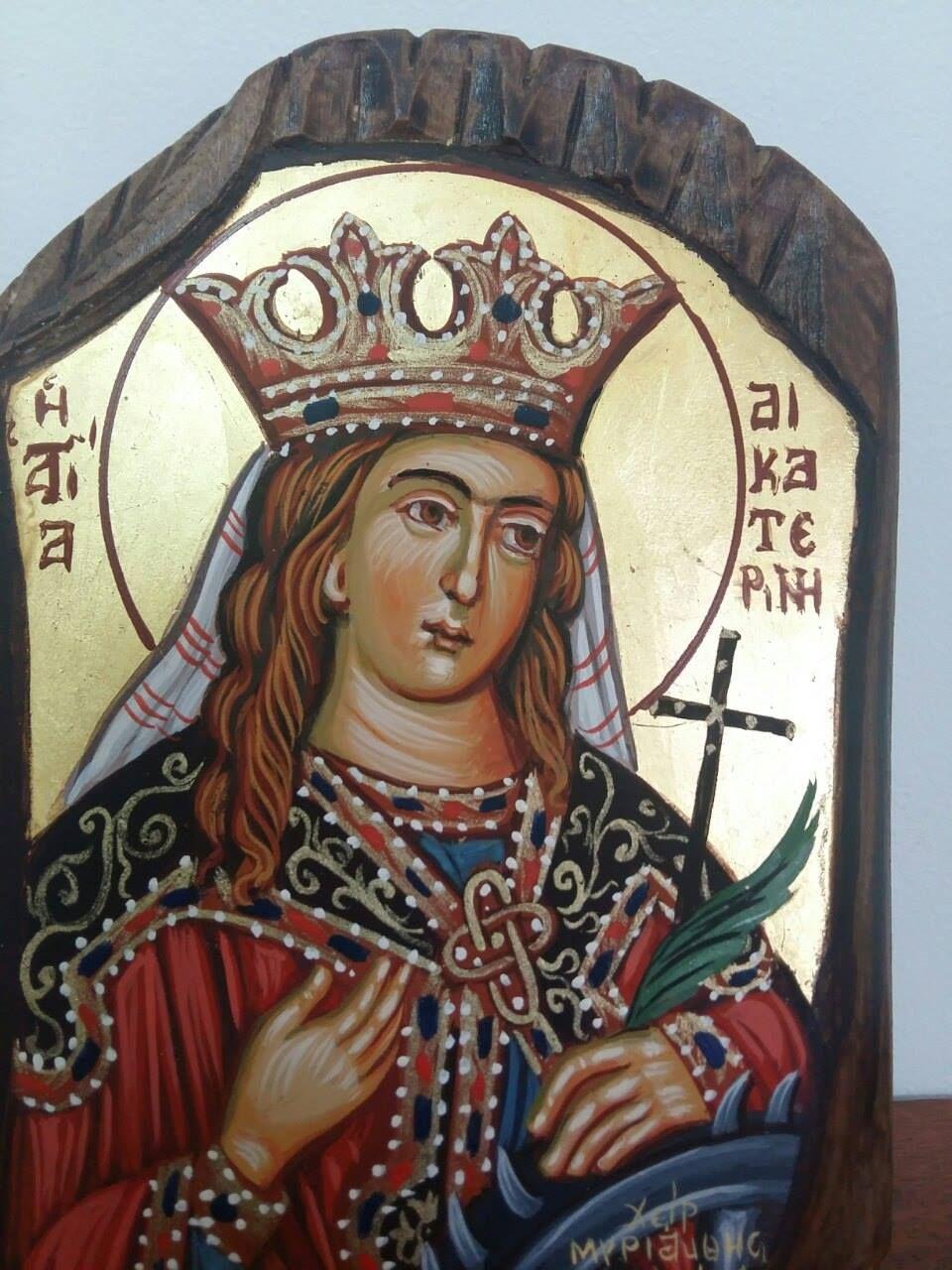 martyr tradition Virgin