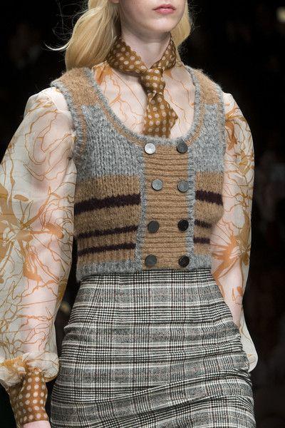 Anteprima at Milan Fashion Week Fall 2019