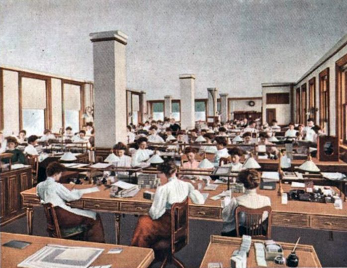Working Conditions In The Metropolitan Life Insurance Company