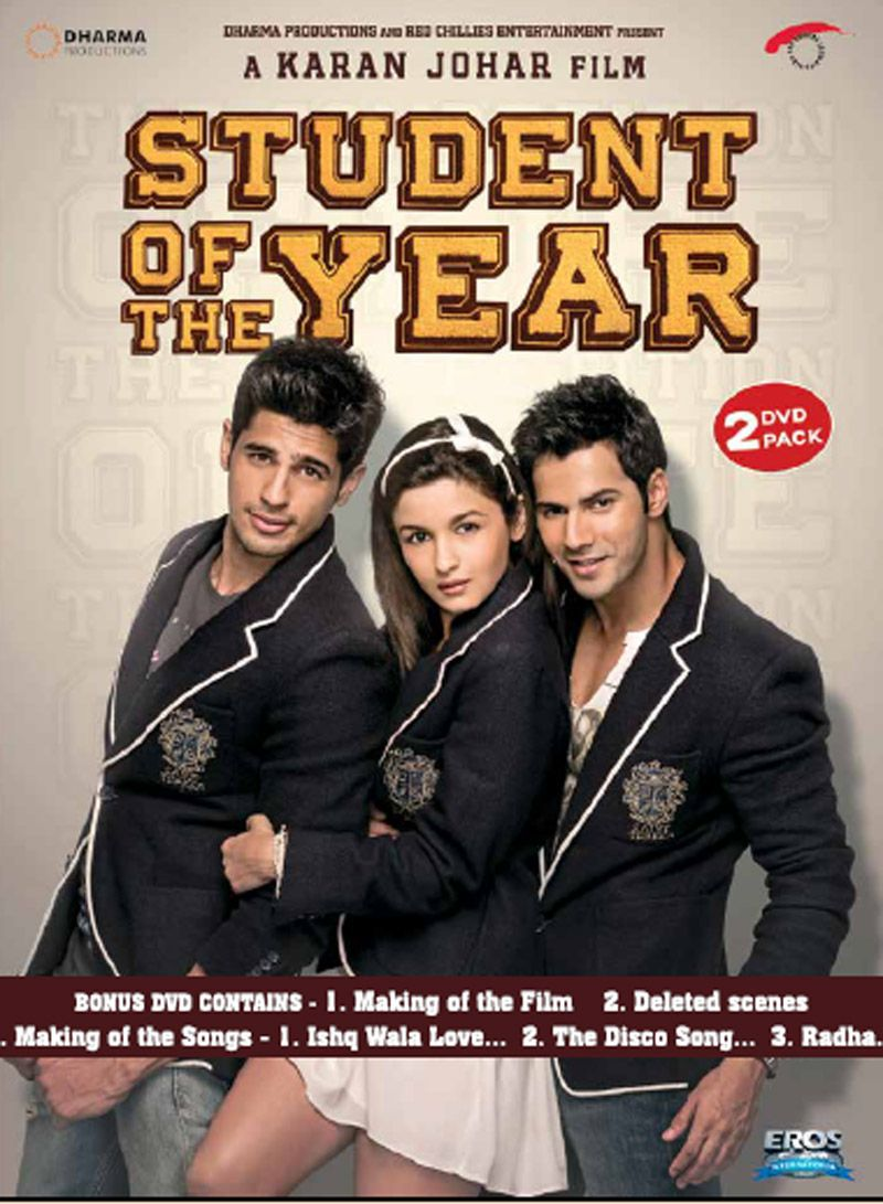 Student of the Year 2 Hindi Movie Mp3 Song Free Download