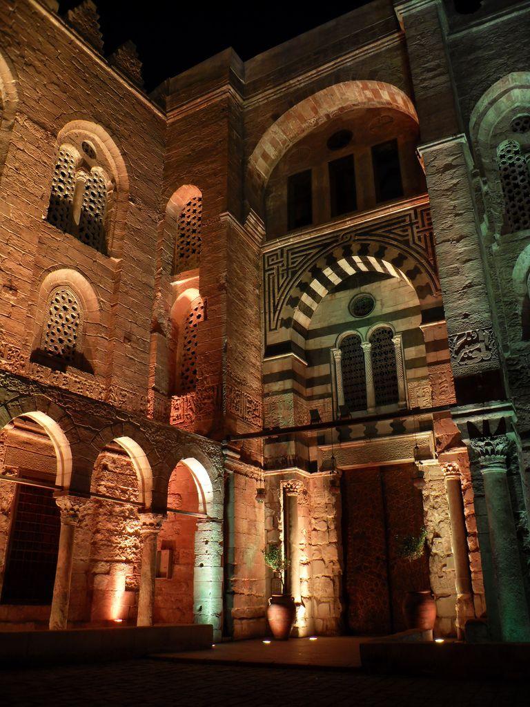 Al-Mansur Qalawun Funerary Complex, El-Mo`ez Street