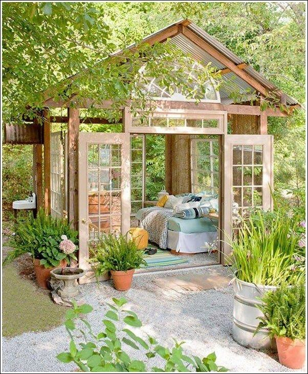Modern Garden Sheds Transform Yours Now: Transform Your Garden Shed Or