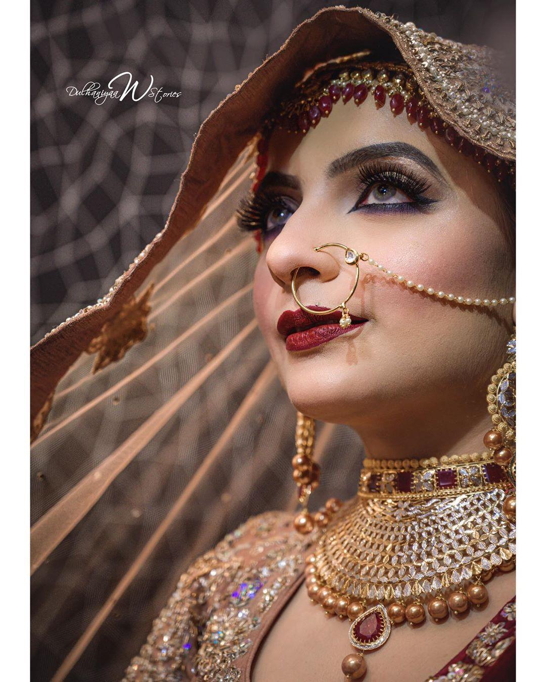 Bold bridal makeup ideas in 2020 Bridal photography