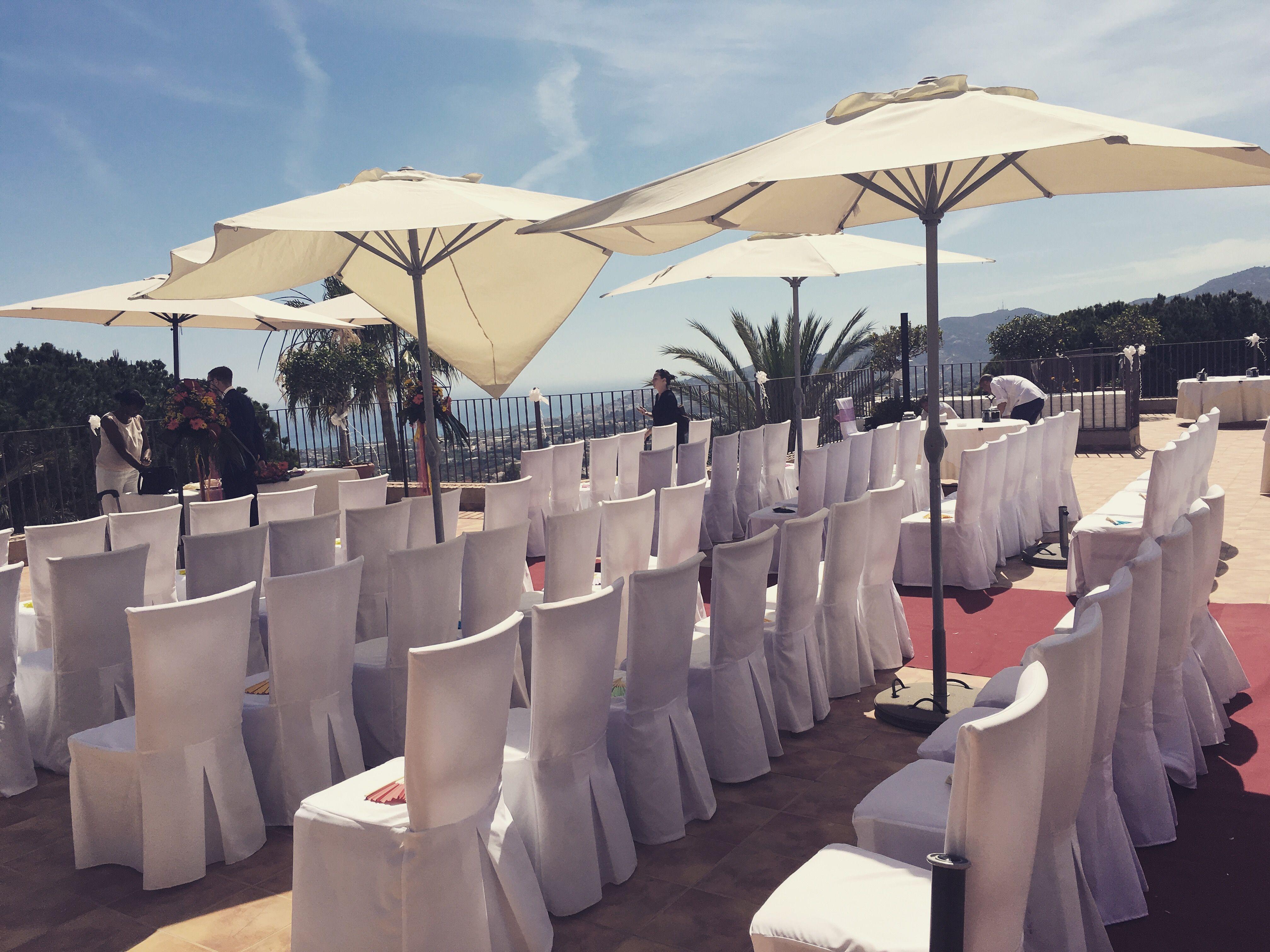 Spanish Wedding Planner. Wedding Ceremony. Beautiful