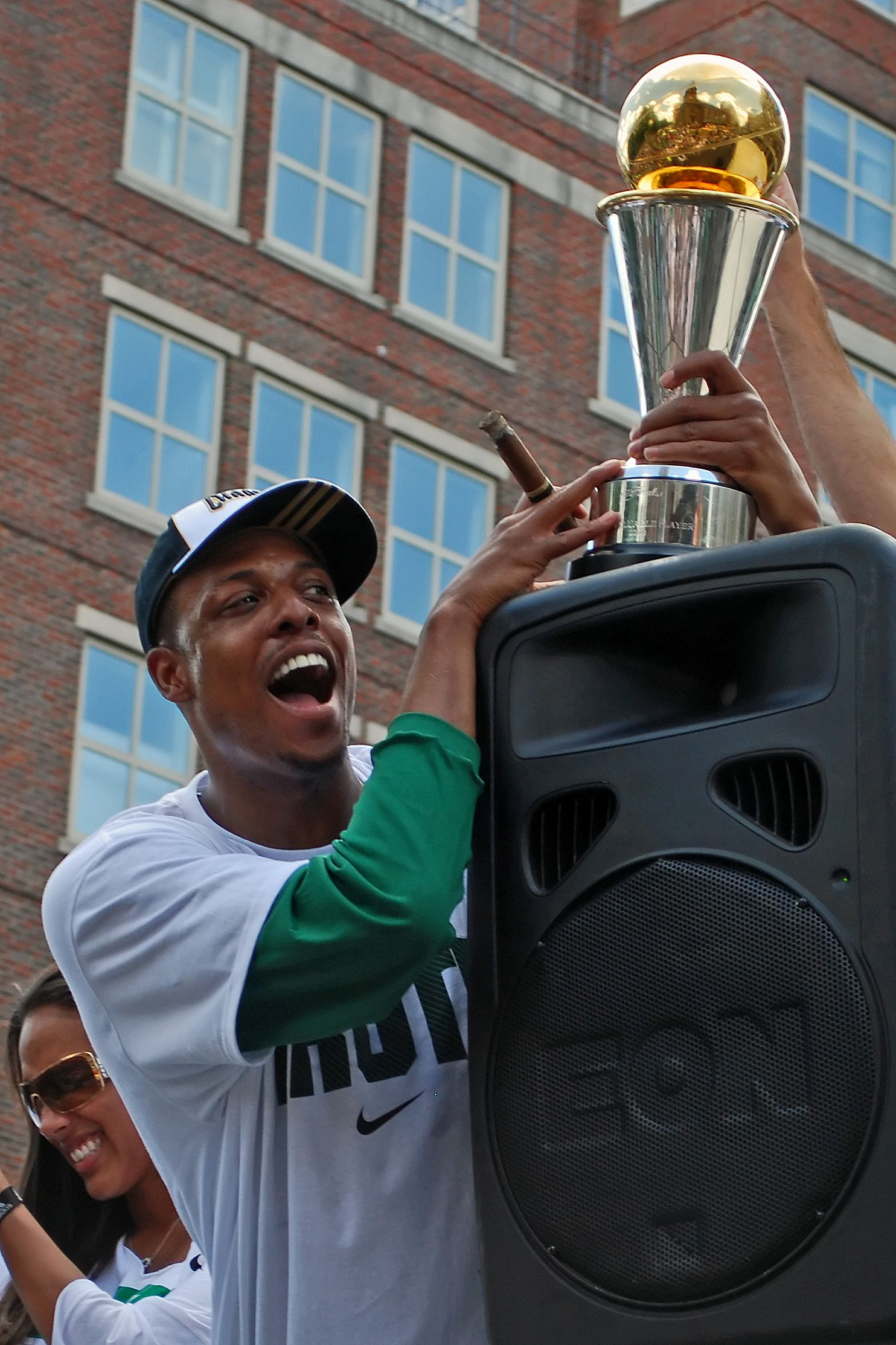 Paul Pierce will be a Celtic forever and his Instagram tribute was just icing on the cake. http://sports.yahoo.com/news/truthfully-classy-paul-pierce-thanks-boston-celtics-fans-181300970.html http://sulia.com/channel/boston-celtics/f/67637b05-2a76-4790-a97a-97cfd1b6cb88/?
