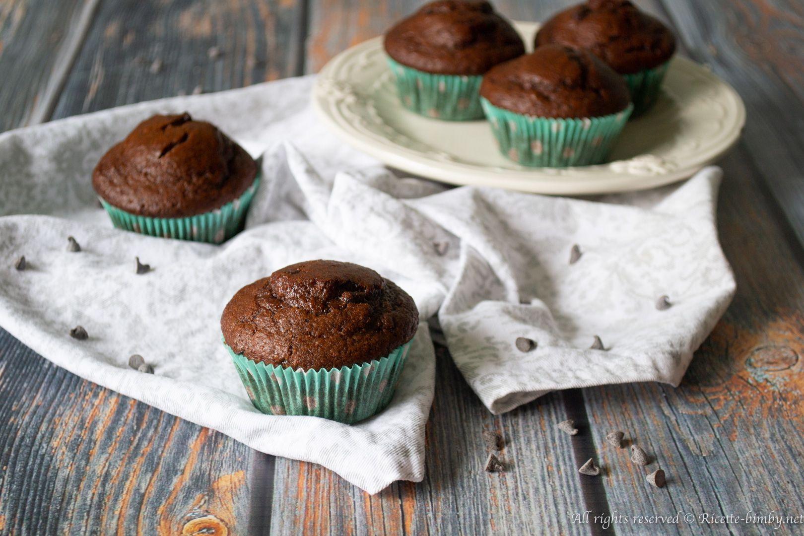 Muffin caffè e cioccolato Bimby Ricetta Ricette