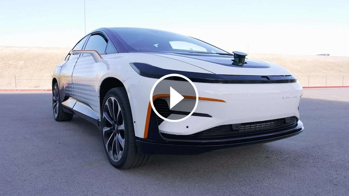 Faraday Future Ff91 Impressions Faraday Future Future Car Electric Cars