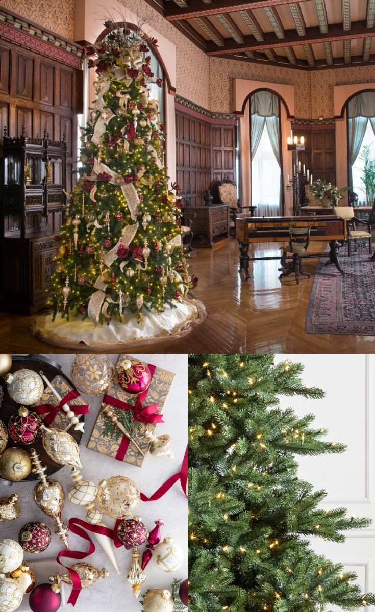 Biltmore Christmas.This Holiday Season The New Biltmorebybalsamhill Christmas