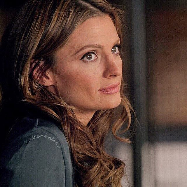 She's so adorable!! I love her oh god! 🦄❤️ #stanakatic #katebeckett #castle