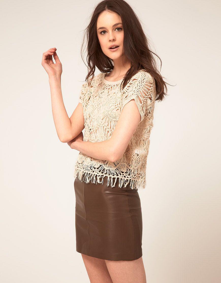 Crinochet: Vanessa Montoro's Charlotte Dress
