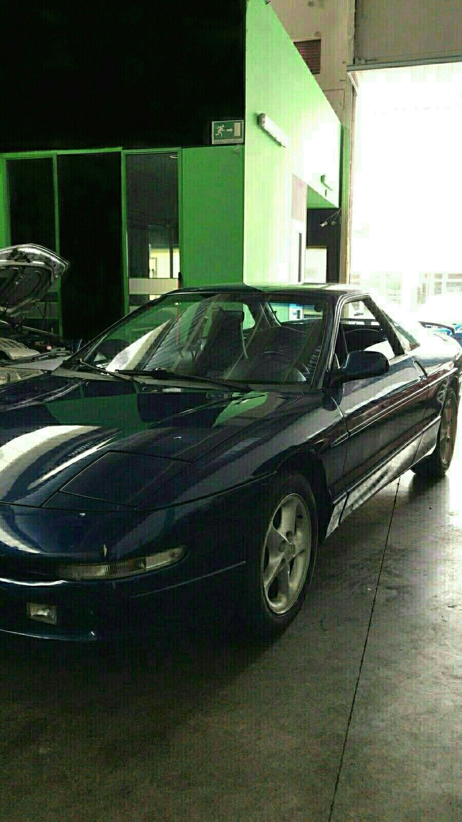 Ford Probe Gt Black In 2020 Ford Probe Gt Ford Probe Ford Gt