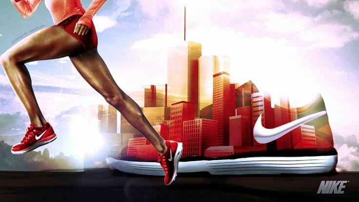 """""""Nike"""" edited by me. I do not own images."""