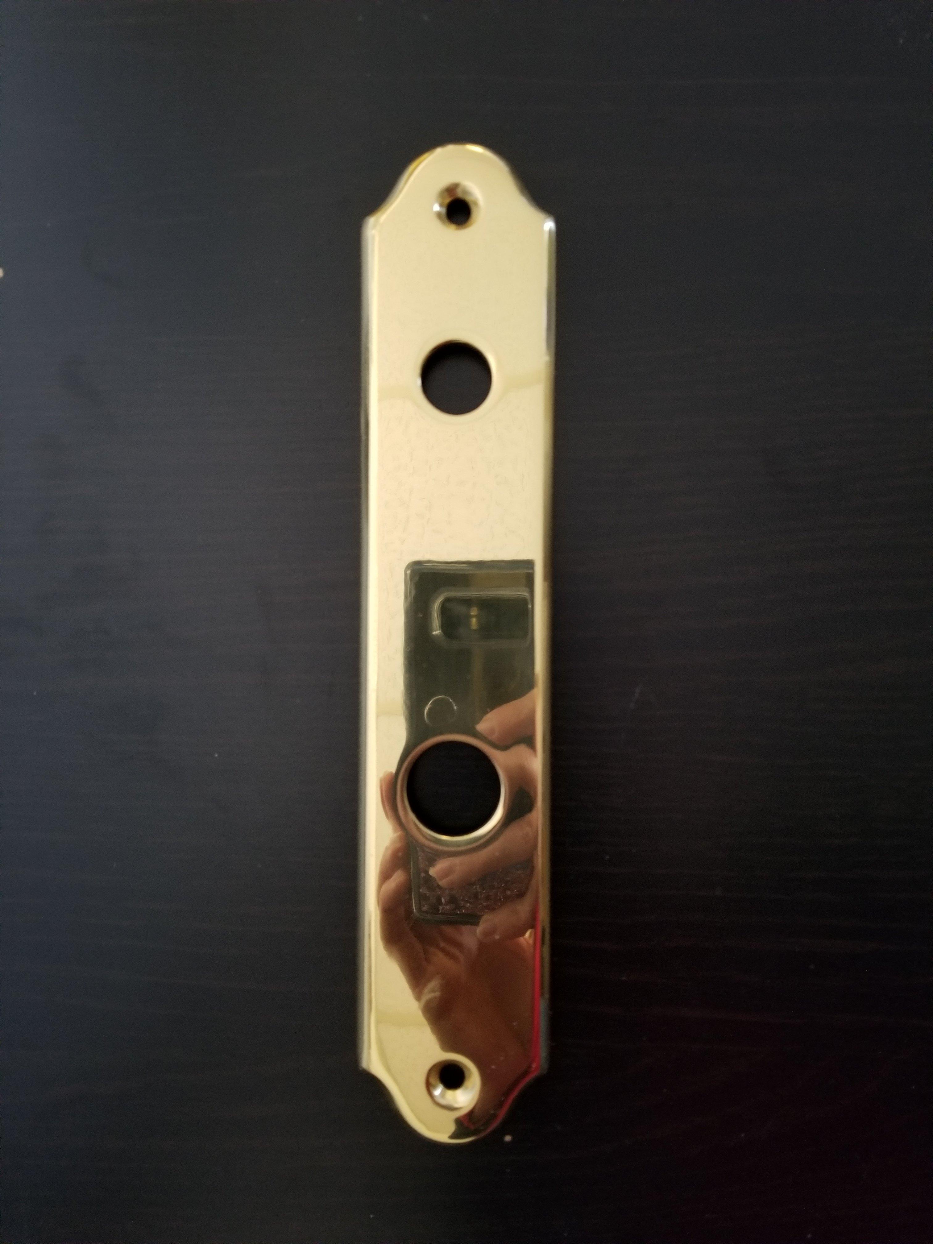 840 012 Amesbury Truth Gu Faceplate Swinging Patio Door Hurd Patio Doors Patio Hurd Windows