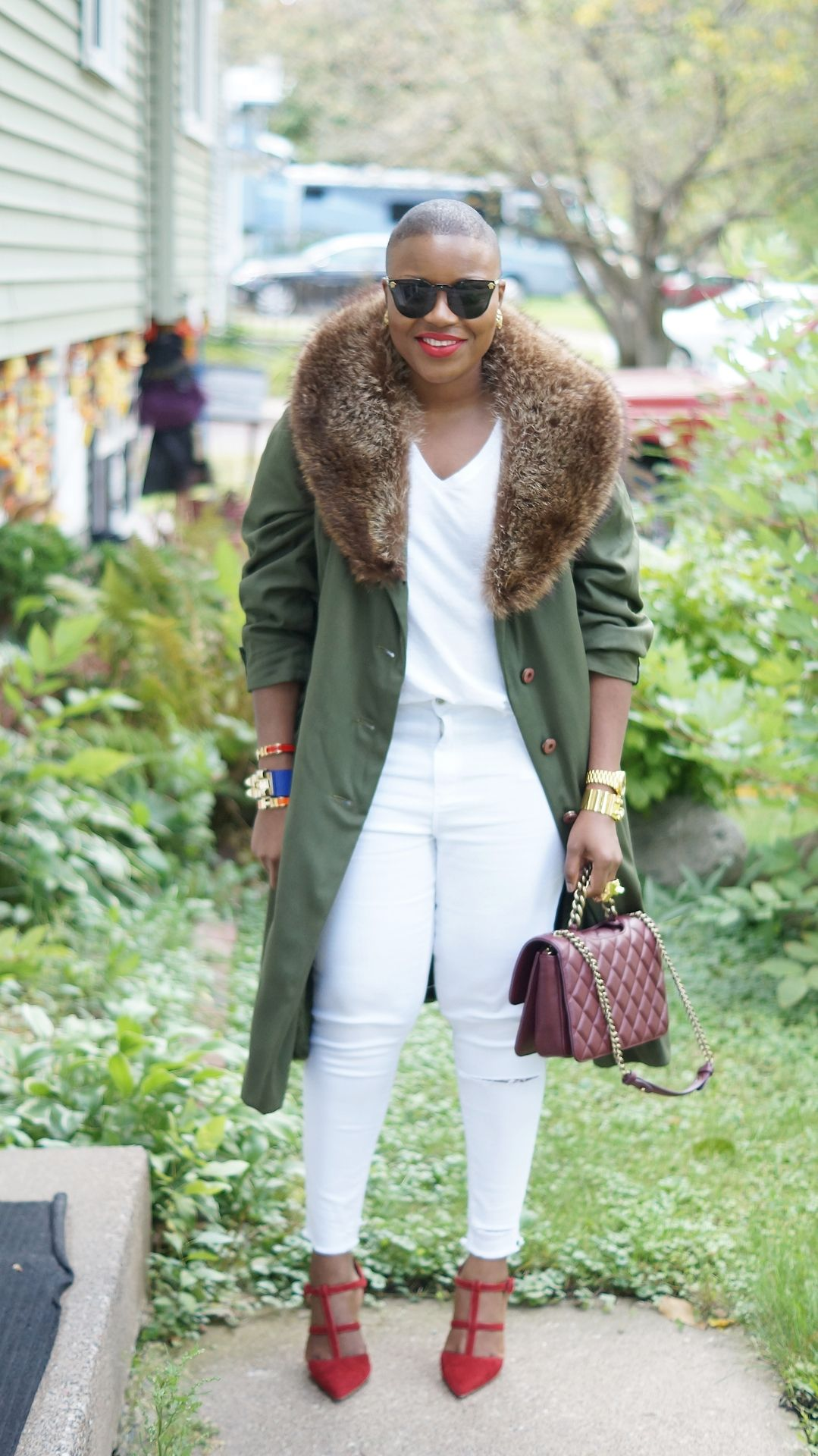 A Style Enthused Young Woman