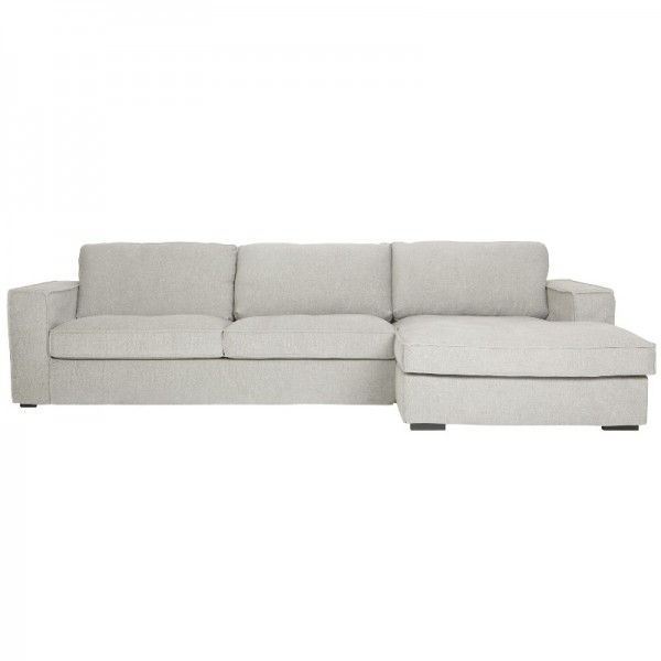 The Sits Abbe Sofa With Chaise | sofas | Pinterest