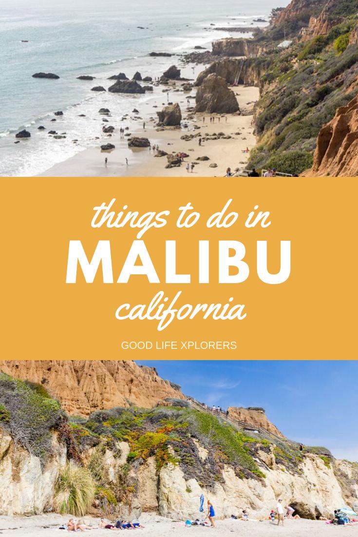 3 Places You Must Visit In Malibu California Travel Malibu California Usa Travel Guide