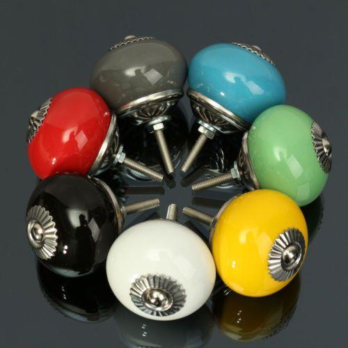Retro-poignee-de-porte-en-ceramique-bouton-tiroir-armoire-placard