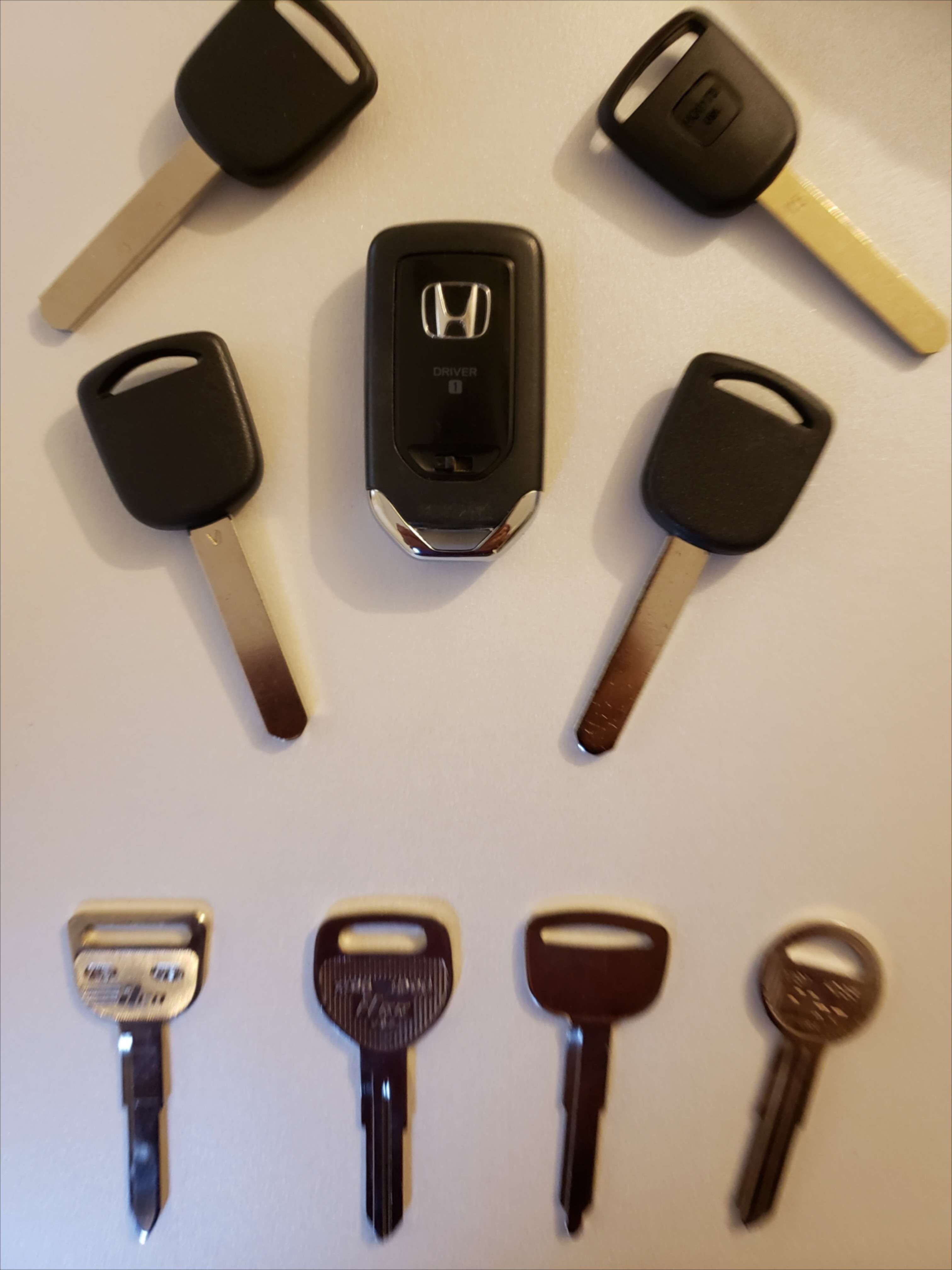 Have You Lost Your Car Key Do You Need A Spare Key Or Have A Broken Key This Nissan Micra Had A Key Auto Locksmith Emergency Locksmith Old Key