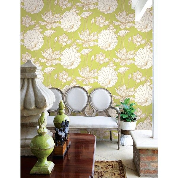 Seabrook Wallpaper AI42306 - Koi - All Wallcoverings - Collections ...