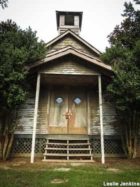 Millbrook, AL - Fake Town of Spectre from Big Fish | Town of